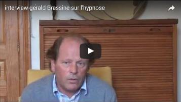 Interview de Gérald Brassine sur l'Hypnose