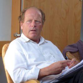 Gérald Brassine, fondateur de l'Institut Milton H. Erickson de Belgique