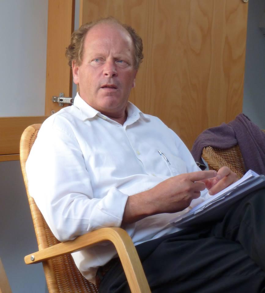 Gérald Brassine, fondateur de l'Imheb