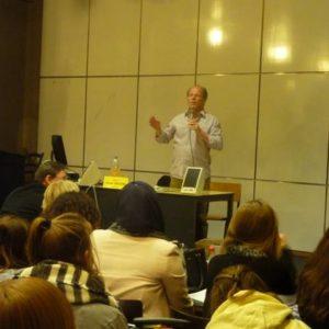 Conference à l'Institut Libre Marie-Haps : De Erickson à l'hypnose conversationnelle stratégique