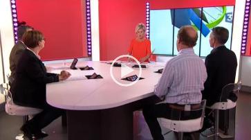 Interview de Gérald Brassine sur l'hypnose – FR3 Nord Pas-de-Calais