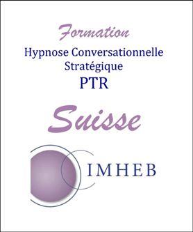 Formation de base à l'hypnose conversationnelle stratégique PTR en Suisse