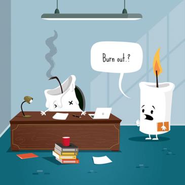 Harcèlement et burn-out