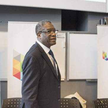 1er Congrès de la Chaire Internationale Mukwege 13-14-15 novembre 2019