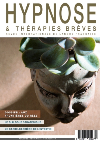 Revue HYPNOSE & THERAPIES BREVES numéro 55 - Novembre 2019