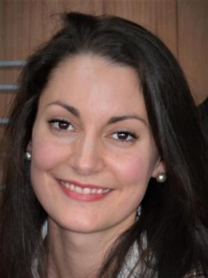 Charlotte Legrand, formatrice à l'Imheb